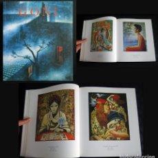 Libros de segunda mano: LORENZO GOÑI. CATALOGO DE LA EXPOSICIÓN CENTRO CULTURAL CONDE DUQUE. DICIEMBRE 1999-FEBRERO 2000.. Lote 146217438
