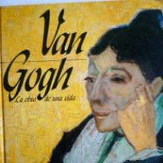 Libros de segunda mano: VAN GOGH - LA OBRA DE UNA VIDA - PML EDICIONES. Lote 174446979