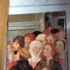 Libros de segunda mano: LA PINTURA GÓTICA ESPAÑOLA EN EL MUSEO DE BELLAS ARTES DE BILBAO ANA GALILEA ANTÓN. Lote 146534886