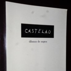 Libros de segunda mano: DIBUXOS DE NEGROS, POR CASTELAO. Lote 146599666