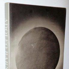 Libros de segunda mano: ADOLFO BARNATÁN (DEDICATORIA Y DOS FIRMAS DEL PINTOR). Lote 146613958