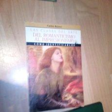 Libros de segunda mano: COLECCION LAS CLAVES DEL ARTE, PRIMERA EDICION MARZO 1988, 77 PAGINAS CON ILUSTRACIONES A COLOR. Lote 146664474