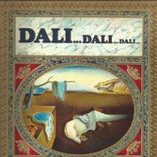 Libros de segunda mano: DALI...DALI...DALI... EDITORIAL GALAXIS. Lote 146748430