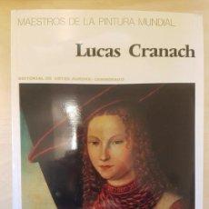 Libros de segunda mano - LUCAS GRANACH. MAESTROS DE LA PINTURA MUNDIAL. EDITORIAL DE ARTES AURORA. LENINGRADO, 1980 - 146866938