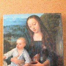Libros de segunda mano: LAS PINTURAS SOBRE TABLA DE LOS SIGLOS XV Y XVI DE LA CATEDRAL DE BURGOS. . Lote 147206618