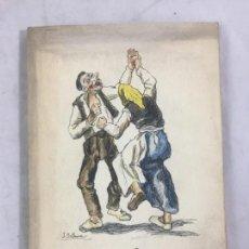 Libros de segunda mano: J. SOLANA : PINTURA Y DIBUJOS / MANUEL SÁNCHEZ-CAMARGO. 1ª ED. 1953 COLECCIÓN DE LA CARIÁTIDE ; 6. Lote 147542470