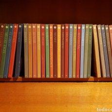Libros de segunda mano: GRANDES GENIOS DEL ARTE. 30 VOLÚMENES. Lote 147581782