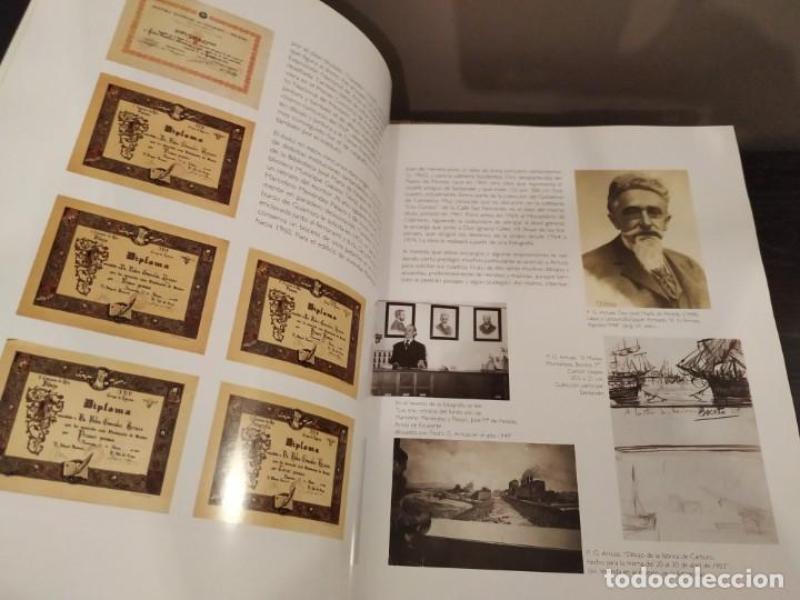 Libros de segunda mano: PEDRO GONZALEZ ARRUZA - CARMEN GARCÍA - COLEGIO OFICIAL ARQUITECTOS CANTABRIA - ÚNICO COLECCIONISTAS - Foto 9 - 147875598