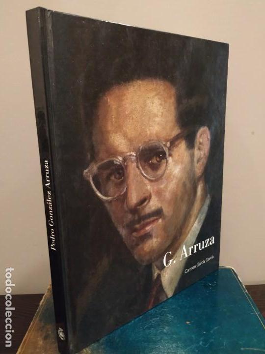 PEDRO GONZALEZ ARRUZA - CARMEN GARCÍA - COLEGIO OFICIAL ARQUITECTOS CANTABRIA - ÚNICO COLECCIONISTAS (Libros de Segunda Mano - Bellas artes, ocio y coleccionismo - Pintura)