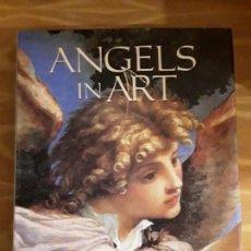 Libros de segunda mano: ANGELS IN ART. NANCY GRUBB. 1.ª EDICIÓN.. Lote 147979902