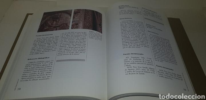 Libros de segunda mano: Policromia del renacimiento de navarra - arm02 - Foto 2 - 148100114