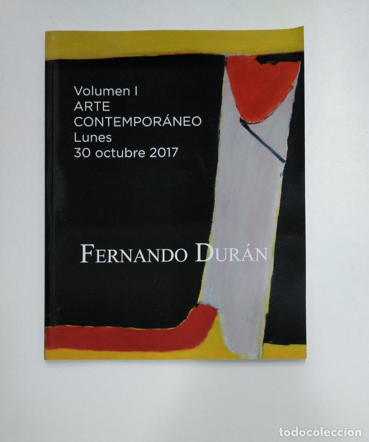 Libros de segunda mano: FERNANDO DURAN SUBASTAS. 30 Y 31 OCTUBRE DE 2017. VOLUMEN I Y II. PINTURA ANTIGUA Y ARTES. TDKR36 - Foto 3 - 148157334