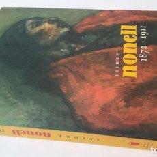 Libros de segunda mano: 2000 - ISIDRE NONELL 1872 - 1911. Lote 148437294