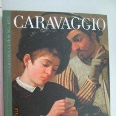 Livros em segunda mão: CARAVAGGIO LOS GRANDES GENIOS DEL ARTE BIBLIOTECA EL MUNDO Nº 30 - BARBARA ROSE -2005. Lote 148488510