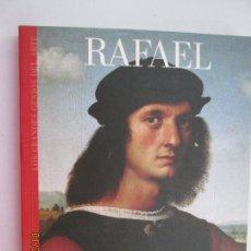 Livros em segunda mão: RAFAEL LOS GRANDES GENIOS DEL ARTE BIBLIOTECA EL MUNDO Nº 6 ANTONIO GONZALEZ -2005. Lote 148489786
