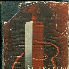 Libros de segunda mano: EL TRATADO DE LAS ARTES PLÁSTICAS. Lote 148559954
