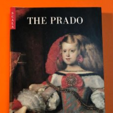 Libros de segunda mano: THE PRADO - SCALA. Lote 149019654