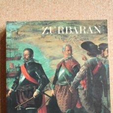 Libros de segunda mano: ZURBARÁN. MUSEO DEL PRADO, 3 DE MAYO / 30 DE JULIO. 1988. MADRID, MINISTERIO DE CULTURA, BBV, 1988.. Lote 149483938