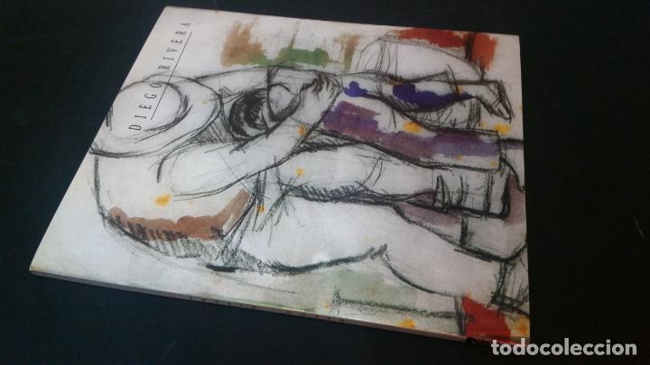 2003 - DIEGO RIVERA - MUSEO DE AMÉRICA (Libros de Segunda Mano - Bellas artes, ocio y coleccionismo - Pintura)