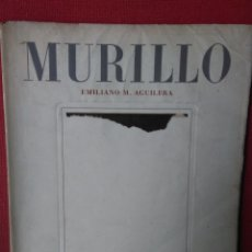 Libros de segunda mano - Emiliano M. Aguilera, Murillo - 137722522