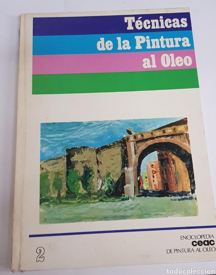 TECNICAS DE PINTURA AL OLEO - ARM06 (Libros de Segunda Mano - Bellas artes, ocio y coleccionismo - Pintura)