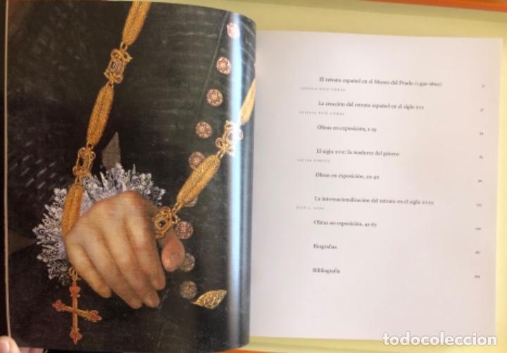 Libros de segunda mano: PINTURA- EL RETRATO ESPAÑOL EN EL PRADO- DEL GRECO A GOYA- 2.007 - Foto 3 - 149976614