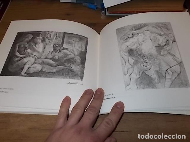 PICASSO. SUITE VOLLARD. FUNDACIÓN JUAN MARCH. ED. DE ARTE Y CIENCIA . 1ª EDICIÓN 1996. VER FOTOS. (Libros de Segunda Mano - Bellas artes, ocio y coleccionismo - Pintura)