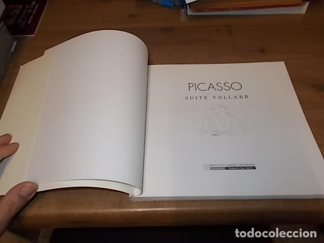 Libros de segunda mano: PICASSO. SUITE VOLLARD. FUNDACIÓN JUAN MARCH. ED. DE ARTE Y CIENCIA . 1ª EDICIÓN 1996. VER FOTOS. - Foto 3 - 150034910