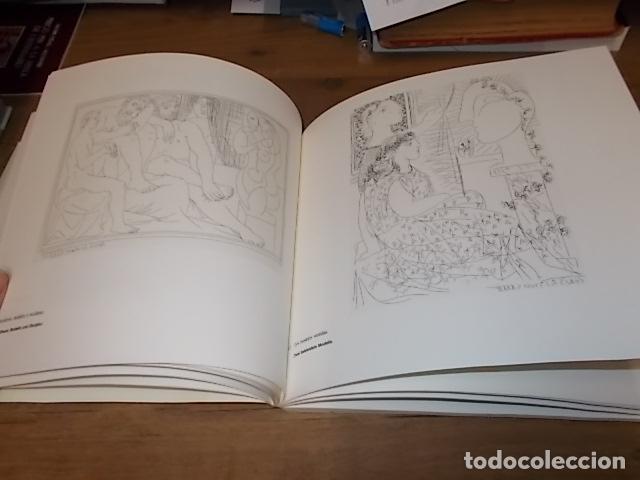 Libros de segunda mano: PICASSO. SUITE VOLLARD. FUNDACIÓN JUAN MARCH. ED. DE ARTE Y CIENCIA . 1ª EDICIÓN 1996. VER FOTOS. - Foto 10 - 150034910