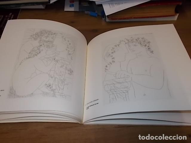 Libros de segunda mano: PICASSO. SUITE VOLLARD. FUNDACIÓN JUAN MARCH. ED. DE ARTE Y CIENCIA . 1ª EDICIÓN 1996. VER FOTOS. - Foto 11 - 150034910