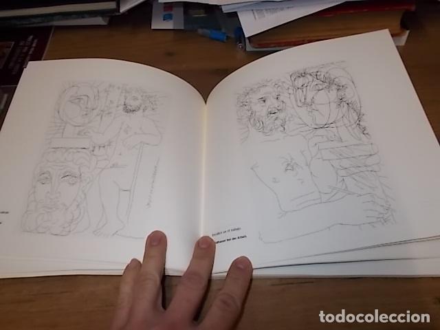 Libros de segunda mano: PICASSO. SUITE VOLLARD. FUNDACIÓN JUAN MARCH. ED. DE ARTE Y CIENCIA . 1ª EDICIÓN 1996. VER FOTOS. - Foto 12 - 150034910