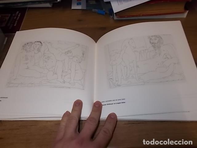Libros de segunda mano: PICASSO. SUITE VOLLARD. FUNDACIÓN JUAN MARCH. ED. DE ARTE Y CIENCIA . 1ª EDICIÓN 1996. VER FOTOS. - Foto 14 - 150034910