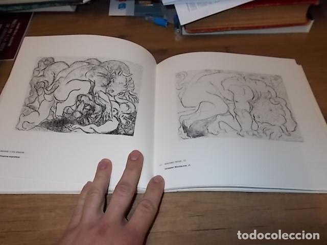 Libros de segunda mano: PICASSO. SUITE VOLLARD. FUNDACIÓN JUAN MARCH. ED. DE ARTE Y CIENCIA . 1ª EDICIÓN 1996. VER FOTOS. - Foto 19 - 150034910