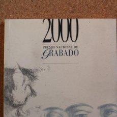 Libros de segunda mano: PREMIO NACIONAL DE GRABADO. 2000. . Lote 150138286