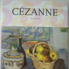Libros de segunda mano: CTC - CEZANNE - TASCHEN EDICION ESPECIAL 25 ANIVERSARIO- HAJO DUCHTING - COMO NUEVO. Lote 150553726