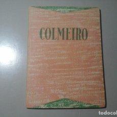 Libros de segunda mano: ANTONIO BONET CORREA. MANUEL COLMEIRO. 1ª EDICIÓN 1954. GALAXIA. PINTURA. GALICIA. VANGUARDIAS.. Lote 150694398