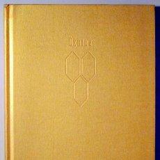 Libros de segunda mano: SINAGA, FERNANDO - ÛZULUZ - SALAMANCA 2005. Lote 150712336