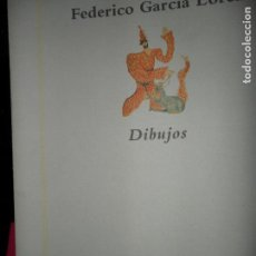 Libros de segunda mano: GARCÍA LORCA, DIBUJOS, MADRID, 1986. Lote 150790402