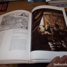 Libros de segunda mano: JAN VERMEER. CÍRCULO DE LECTORES. 1ª EDICIÓN 2002. EXCELENTE EJEMPLAR. VER FOTOS. . Lote 150801422