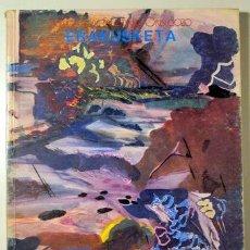 Libros de segunda mano: ERAKUSKETA 1980 - BARCELONA 1980 - MOLT IL·LUSTRAT - TEXT EN EUSKERA I CATALÀ. Lote 150803869