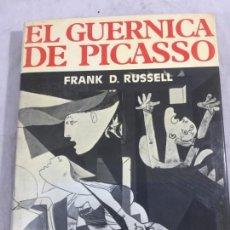 Libros de segunda mano: EL GUERNICA DE PICASSO FRANK RUSSEL EDITORA NACIONAL 1981. Lote 150872054