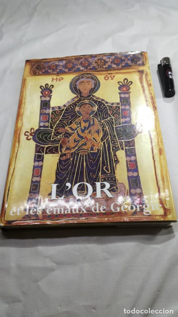 Libros de segunda mano: L´OR ET LES EMAUX DE GEORGIE - A DJAVAKHICHVILI - G ABRAMICHVILI - EDITIOS CERCLE D´ART - Foto 3 - 151011806