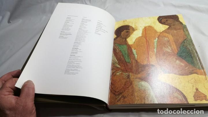 Libros de segunda mano: ICONOS RUSOS DE LA GALERÍA TRETIAKOV SIGLOS XIV A XVII -FUNDACIÓN CAIXA CATALUNYA - - Foto 8 - 151039570