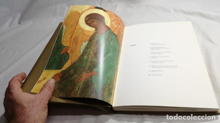 Libros de segunda mano: ICONOS RUSOS DE LA GALERÍA TRETIAKOV SIGLOS XIV A XVII -FUNDACIÓN CAIXA CATALUNYA - - Foto 9 - 151039570