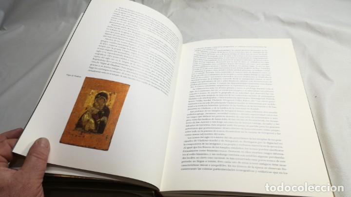 Libros de segunda mano: ICONOS RUSOS DE LA GALERÍA TRETIAKOV SIGLOS XIV A XVII -FUNDACIÓN CAIXA CATALUNYA - - Foto 12 - 151039570