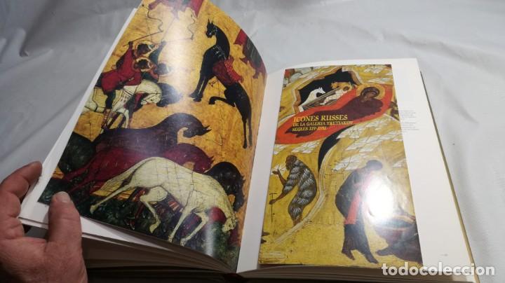 Libros de segunda mano: ICONOS RUSOS DE LA GALERÍA TRETIAKOV SIGLOS XIV A XVII -FUNDACIÓN CAIXA CATALUNYA - - Foto 13 - 151039570