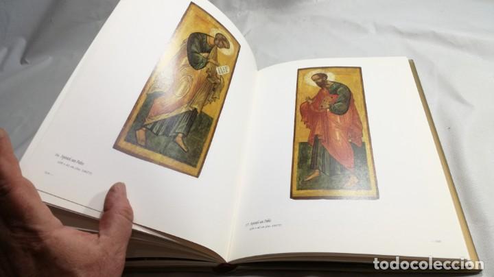 Libros de segunda mano: ICONOS RUSOS DE LA GALERÍA TRETIAKOV SIGLOS XIV A XVII -FUNDACIÓN CAIXA CATALUNYA - - Foto 17 - 151039570