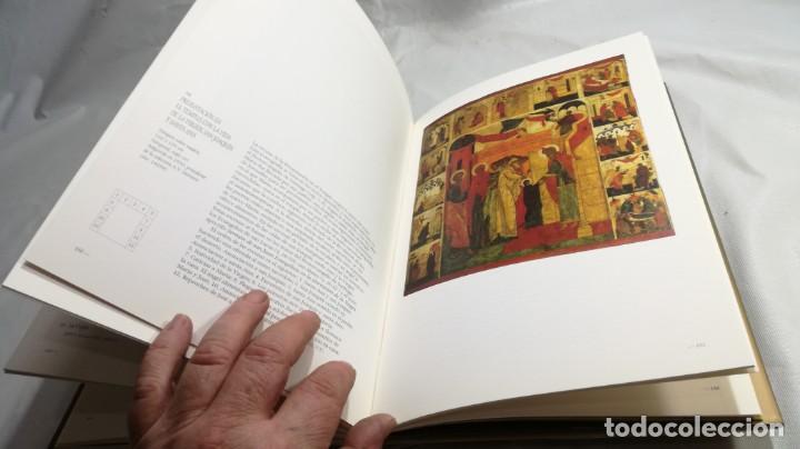 Libros de segunda mano: ICONOS RUSOS DE LA GALERÍA TRETIAKOV SIGLOS XIV A XVII -FUNDACIÓN CAIXA CATALUNYA - - Foto 18 - 151039570