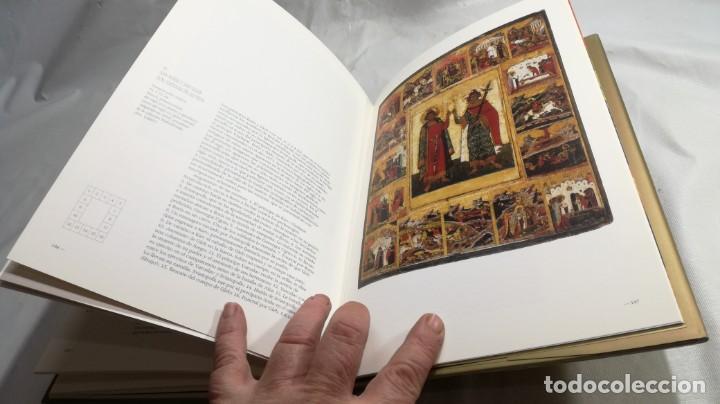 Libros de segunda mano: ICONOS RUSOS DE LA GALERÍA TRETIAKOV SIGLOS XIV A XVII -FUNDACIÓN CAIXA CATALUNYA - - Foto 19 - 151039570