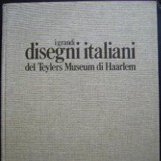 Libros de segunda mano: I GRANDI DISEGNI ITALIANI DEL TEYLERS MUSEUM DI HAARLEM. Lote 151211926